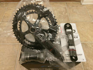 Stages SRAM Rival 53/39t 175mm Crankset w. Power Meter