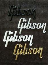Gibson Logo Style Guitar Amplifier Badge