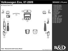 VOLKSWAGEN EOS 2007 2008 2009 DASH TRIM KIT c