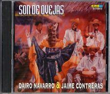 Son De Ovejos Dairo Navarro & Jaime Contreras Latin Music CD