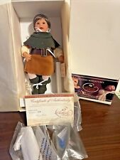 Lee Middleton Classic Miniature ~ Robin Hood Doll by Reva Schick ~ NIB