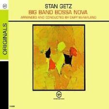 STAN/MCFARLAND,GARY'S ORCHESTRA GETZ - BIG BAND BOSSA NOVA  CD NEW+