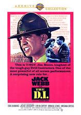 The D.I. 1957 (DVD) Jack Webb, Don Dubbins, Jackie Loughery - New!