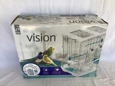 Vision Bird Cage Model S01 - Small NEW HARI Approved Parakeet Finch Conure