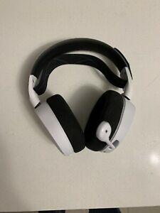 steelseries ARCTIS 7 lossless wireless gaming headset - white