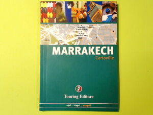 MARRAKECH CARTOVILLE TOURING