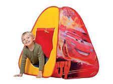 Disney cars pop up playtent intérieur / extérieur rapide pop ouvrir garçon le temps de jeu Tente