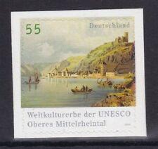 Briefmarken aus der BRD (ab 1948) mit Architektur-Motiv als Einzelmarke