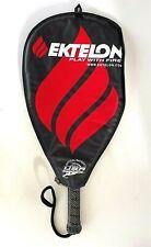 Ektelon O3 Red 3000 Official Racquetball Racquet with Case Grip Size SS