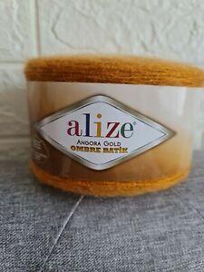 Alize Andora  Gold Ombre Batik