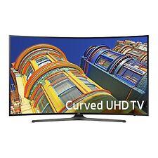 "Samsung UN55KU6500 55"" Class 4K UHD Curved Smart LED TV, Silver #UN55KU6500FXZA"