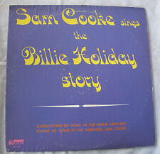 SAM COOKE Sings The BILLIE HOLLIDAY STORY LP Album UP FRONT UPF-160