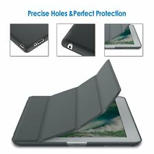 "Funda tablet Smart cover para Apple iPad 9.7"" 2017 5ª generacion negra"