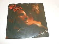 WILLY DeVILLE - Miracle - Scarce 1987 German Juke Box Single