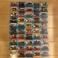 Animal Crossing x Amiibo New Leaf Welcome 50 Cards Full Complete Set Series 5