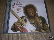 Jimi Hendrix - Radio One CD sealed OOP rare 1988