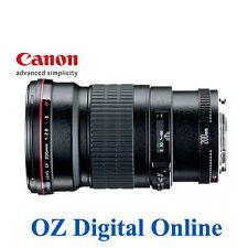 Canon EF 200mm f2.8L II USM F/2.8 L Lens+ 1 Year Au Wty