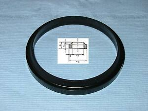 Wiper Shaft Oil Ram Cylinder Seal 30x38x5/7 P6-30 Pk2