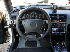 Lenkrad Bezug schwarz in Lederoptik von Richter für Mercedes Modelle
