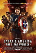 Captain America The First Avenger (2011) Movie Poster (24x36) - Chris Evans v3
