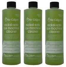 3-NU-CALGON 4287-34 Nickel Safe Nettoyant Machine Glace Ice Machine Cleaner 16oz