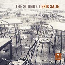 ALEXANDRE/CICCOLINI,ALDO THARAUD - THE SOUND OF ERIK SATIE 3 CD NEW+ SATIE,ERIK