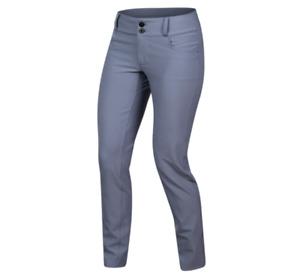NWT$125 PEARL IZUMI WOMEN'S VISTA PANT Gray FLINT STONE Size 12 Fitted