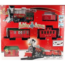 A To Z Holiday Express Giant Musical Train Set - Christmas Xmas Gift Toy9638