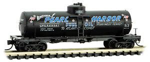 Micro-Trains MTL N-Scale 39ft SD Tank Cosden Petroleum/CPCX Pearl Harbor #29527