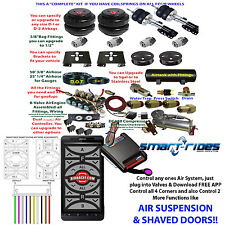 Air Suspension Kit-COMPLETE Strut Front/Rear Descrip below*give Make/yr/Mod