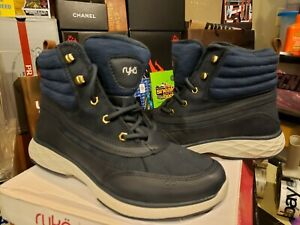 New RYKA Leanna Water Repellant Rain Boots Women's Size 10 US 40 EUR *FREE SHIP*