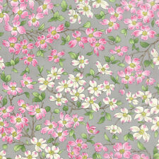 MODA Fabric ~ DOGWOOD TRAIL II ~ Sentimental Studios (33031 13) by the 1/2 yard