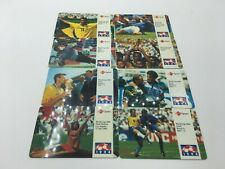 X8 SPRINT 1994 WORLD CUP FOOTBALL PHONECARDS SERIES BRAZIL ITALY CUP
