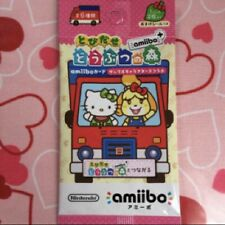 Amiibo Card Sanrio Animal Crossing Hello Kitty NEW unopened