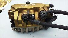 Used 2004 Honda NSS250 Reflex Front Brake Caliper and 2 Brake Lines