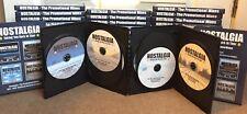 Nostalgia CD pack The Promotional Mixes [ Dreamscape Helter Skelter Fantazia ]
