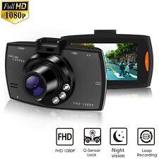 2.4″ LCD Car Dash Cam 1080p HD DVR Camera UK G Sensor Dashboard Night Vision