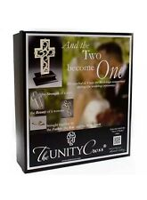 The Unity Cross Pearlescent Unity Wedding Cross Centerpiece Christian NIB.
