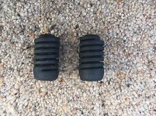 VOLVO 740 760 940 960 BONNET BOOT RUBBER BUFFERS X2 USED