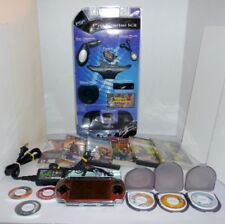 PSP-1001 Bundle 12 games oem Sony Charger psp-100, 1gb Memory Stick adult BUNDLE