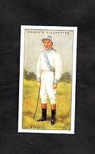 1930 Ogden's Cigarette Card Jockey 1930 No43 J. Sirett