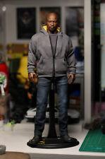 Vimal 1/6 Scale Luke Cage Head Sculpt + Body & Costume Combo Set