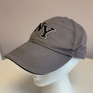 No Fear NY Grey Baseball Cap Hat. One Size Adjustable