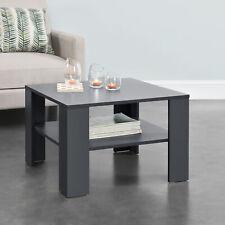 B-WARE Couchtisch Dunkelgrau Tisch Beistelltisch Wohnzimmertisch Sofatisch Möbel