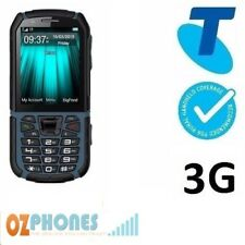 Brand New Telstra Tough 3 - ZTE T55 - Next G 3G Unlocked + Warranty Sealed Box