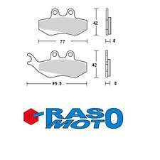 Pastiglie freno BREMBO Carbon Ceramic scooter. Piaggio/Gilera/Aprilia.cod 07012