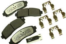 Disc Brake Pad Set-4WD Front Autopartsource VP833K (D833)
