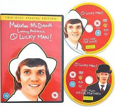 O Lucky Man! (DVD, 1973, 2-Disc Set)