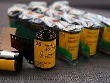 35mm-Kodak Vision3 500T/5219 motion picture color negative film (*5 rolls)