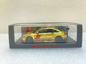 Audi RS 3 LMS TCR 100th Spark 1/43 #S4497